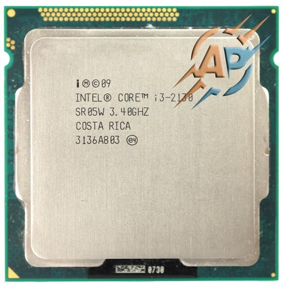 Процессор Intel Core i3-2130 3.4GHz/5GT/s/3MB Socket 1155