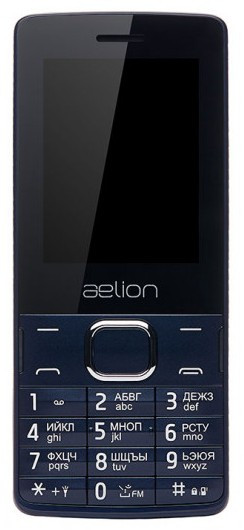 Телефон AELion A500 Blue Гарантия 12 месяцев