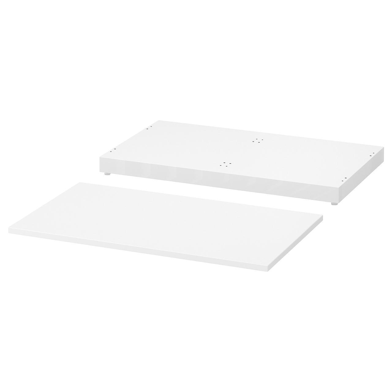 IKEA NORDLI (303.834.84) Верхняя панель и цоколь для модульного комода