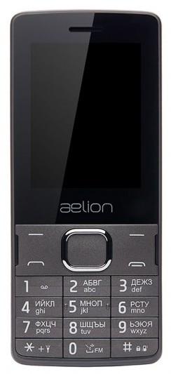 Телефон AELion A500 Grey Гарантия 12 месяцев