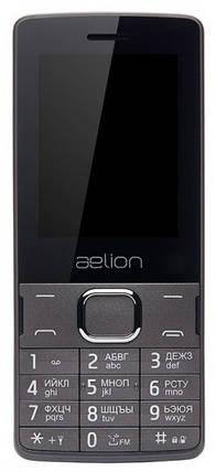Телефон AELion A500 Grey Гарантия 12 месяцев, фото 2