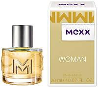 Туалетная вода Mexx Woman New Look  20 ml