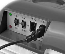 Автомобільний холодильник електричний 24L 12/240, фото 3