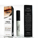 Сыворотка для бровей FEG Eyebrow Enhancer, 3 мл, фото 5