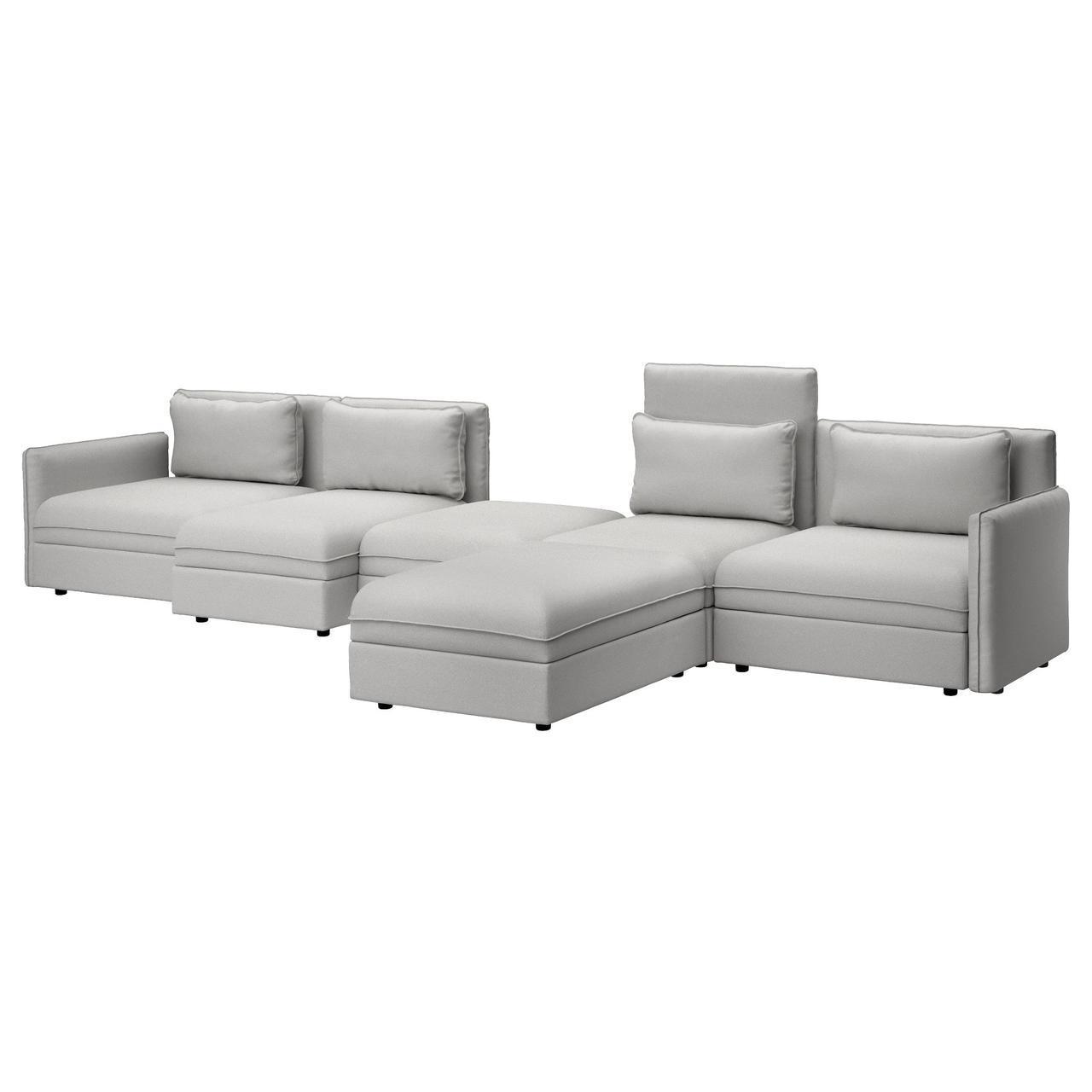 IKEA VALLENTUNA (191.496.52) 5-местный  диван