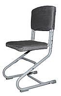 Чехол для ортопедического стула Дэми СУТ.01 Antara серый