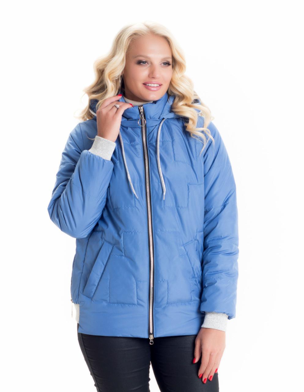 Женская куртка от производителя демисезонная