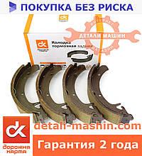 Колодки тормозные задние 2108, 2109, 21099 (ДК) 2108-3502090