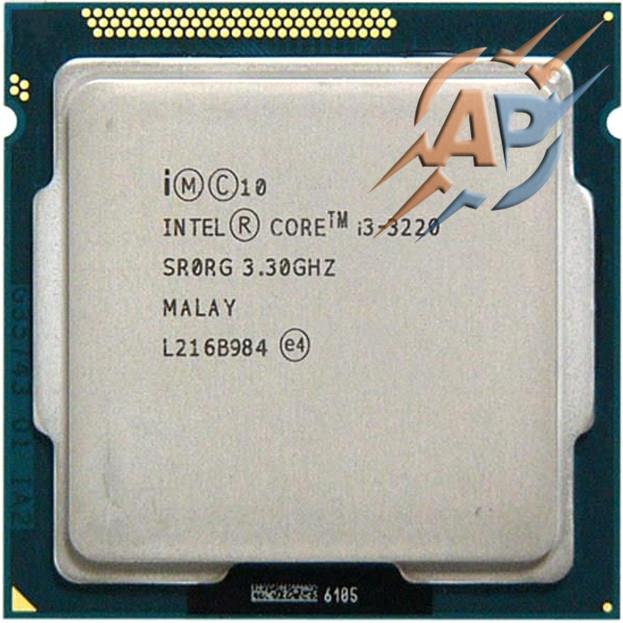 Процессор Intel Core i3-3220 3.3GHz/5GT/s/3MB Socket 1155