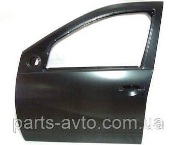 Дверь передняя левая Renault Sandero (Original 801015127R)