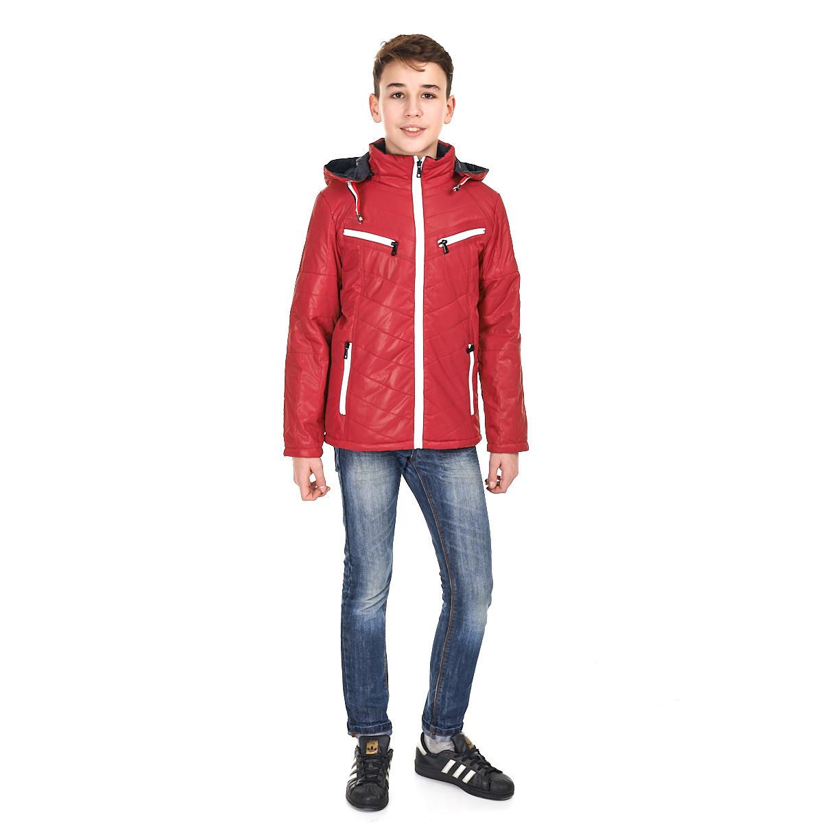 Весенняя куртка на мальчика от 9 до 14 лет, есть много размеров и замеры 146