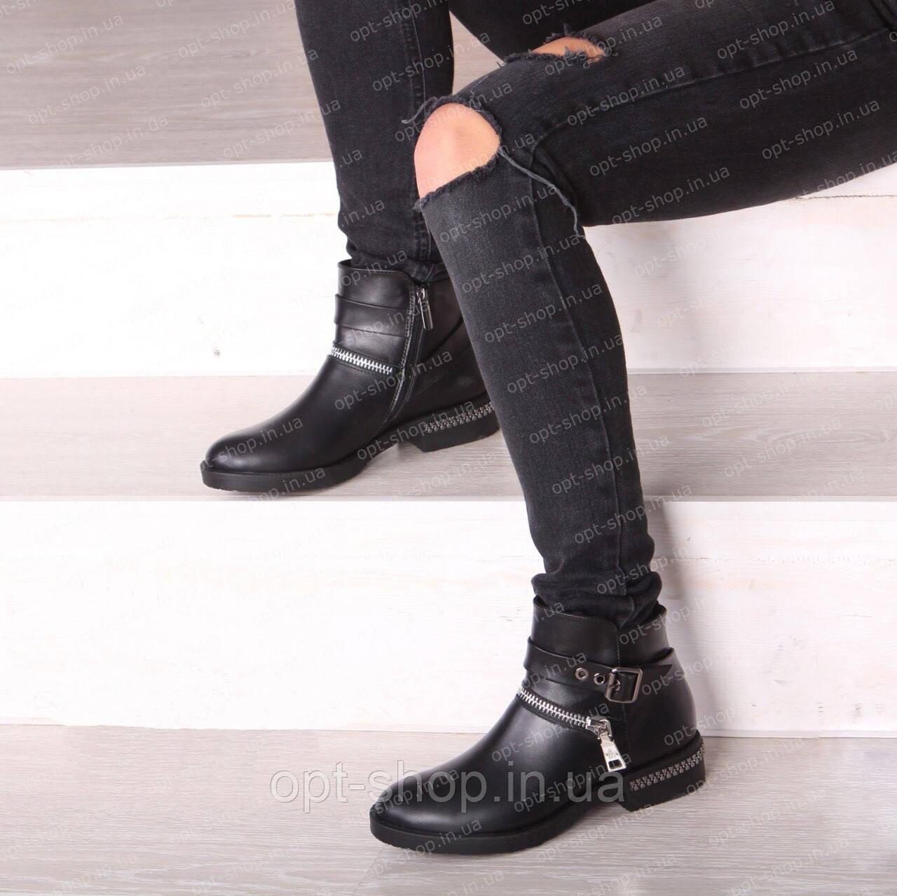 9da139a9ee13 Купить Женские кожаные ботинки в Харькове от компании