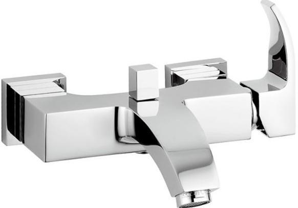 Смеситель для ванны/душа EMMEVI NIAGARA CR74031 хром