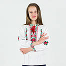 Вышиванки для девочки лен, фото 9