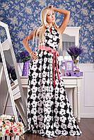 Стильное женское платье в пол от Медини, фото 1
