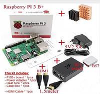 Стартовый набор Raspberry PI 3 B+