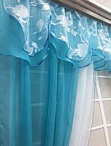 """Кухонные шторы """"Эвалин"""" , фото 3"""