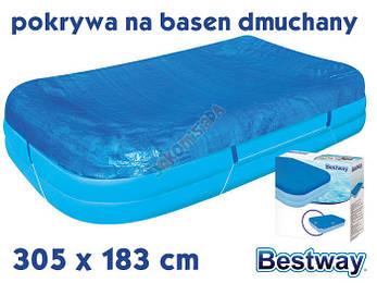 Накрытие для бассейна 305х183 см, фото 2