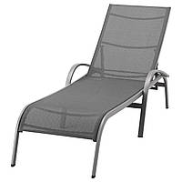 IKEA TORHOLMEN (203.123.26)Шезлонг, серый
