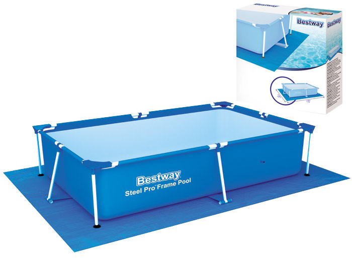 Мат для басейну 295х206 см