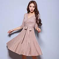 fa11cf80517 Вязаные платья с люрексом в пяти расцветках КОД 011ВИ