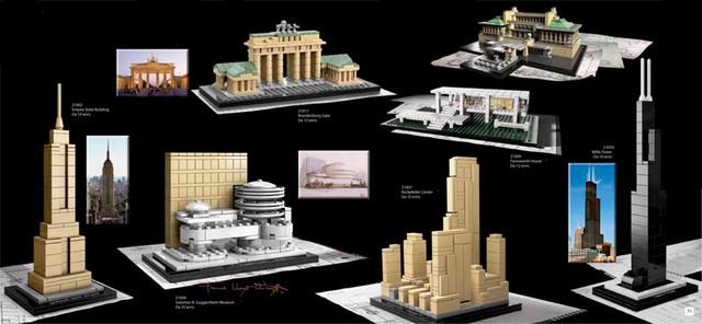 Купить Лего Архитектура, лего для взрослых купить