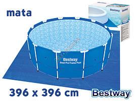 Ковер под бассейн 396x396 см, фото 2
