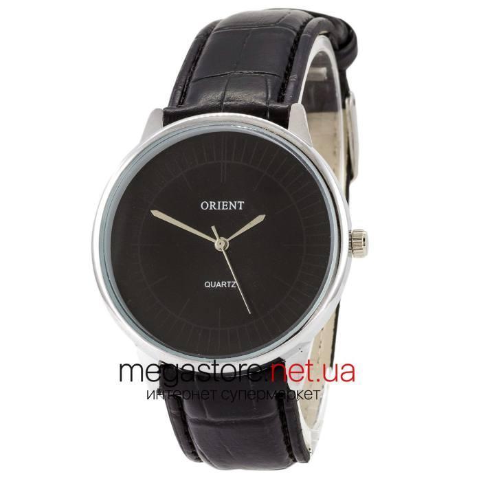 Мужские наручные часы Orient серебро (22367) реплика, фото 1