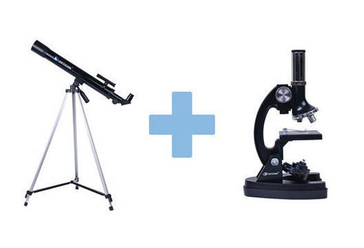 Телескоп и микроскоп набор, фото 2