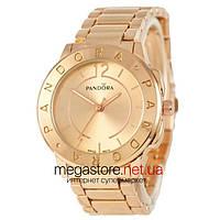 Мужские наручные часы Pandora с циферблатом цвета розового золота (22385) реплика, фото 1