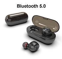 Беспроводные наушники Mavens Capsule 10A TWS черные, Bluetooth 5.0