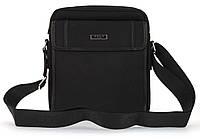 Очень прочная тканевая мужская небольшая наплечная сумка POLO art. 661-4, фото 1