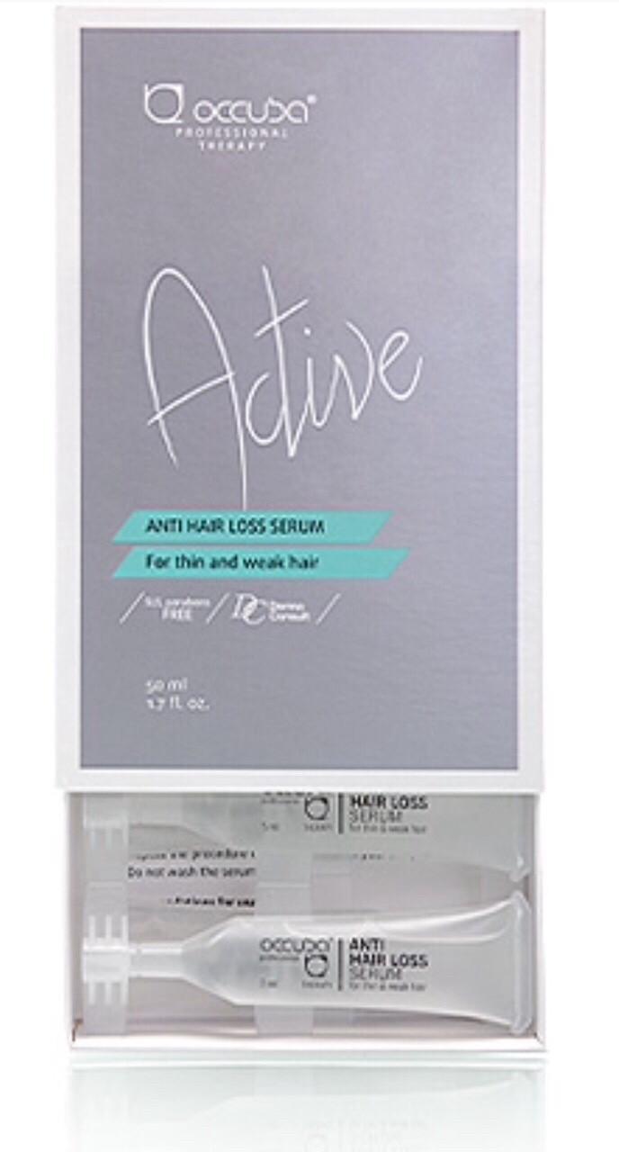 Сироватка для волосся Active Occuba від NL актив оккуба проти випадіння, для росту волосся нл