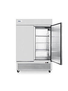 Шкаф холодильный Kitchen Line 2-дверный 1300 л Hendi 232736