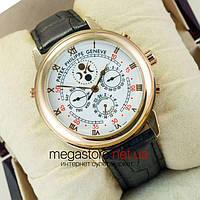 Мужские наручные часы Patek Philippe Sky Moon (22591) реплика