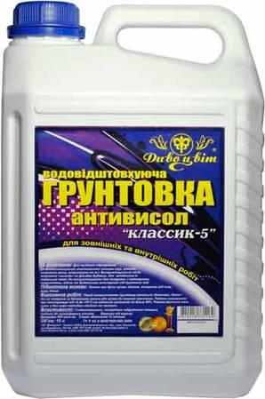 Гидрофобизатор Грунтовка «Классик-5» Водоотталкивающая пропитка 10