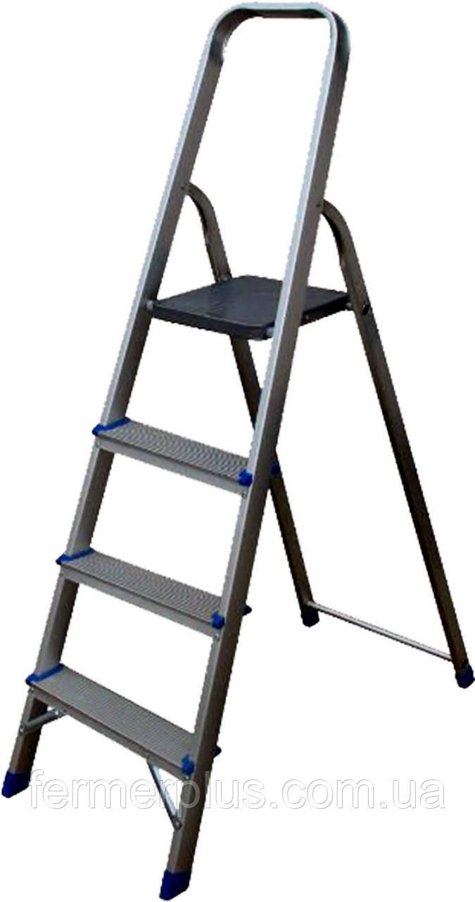Лестница алюминиевая Кентавр 8С