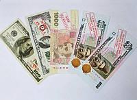 Деньги сувенирные 5 шт.
