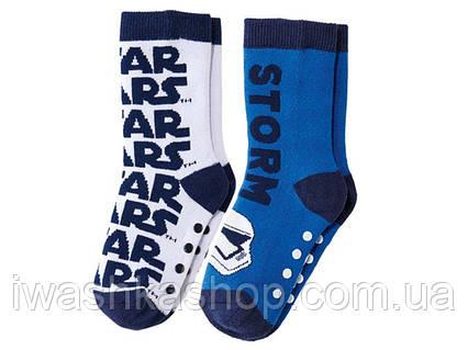 Комплект махровых носков Звездные войны, Star Wars для мальчика, р. 35 - 38, Disney