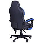 Кресло VR Racer Edge Titan черный/синий, Бесплатная доставка, фото 5