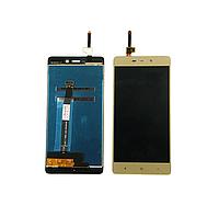 Дисплей Xiaomi Redmi 3/3s/3x/3 Pro с сенсором (тачскрином) Gold Original