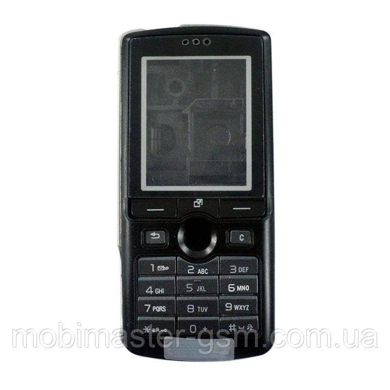 Корпус Sony Ericsson K750 черный