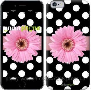 "Чехол на iPhone 6 Горошек 2 ""2147c-45-19414"""