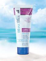 Сливки косметические для ухода за кожей ног Blanc Bleu 100г(годен до 30.04.16)