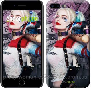 """Чехол на iPhone 7 Plus Отряд самоубийц """"3763c-337-19414"""""""