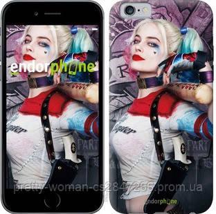 """Чехол на iPhone 6s Отряд самоубийц """"3763c-90-19414"""""""