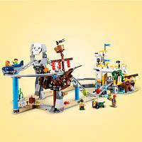 Конструктор LEGO Creator Пиратские горки 31084, фото 1