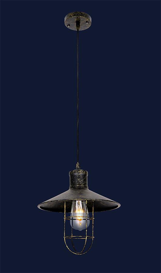 Люстра подвесная Levistella 746WXA077-1 BK+GD