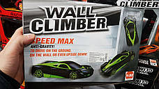Антигравитационная машинка трюкач Wall Climber 866-10, фото 2