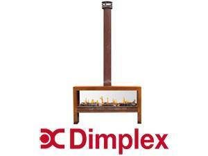 Електричний камін DIMPLEX FABER THEMOOD